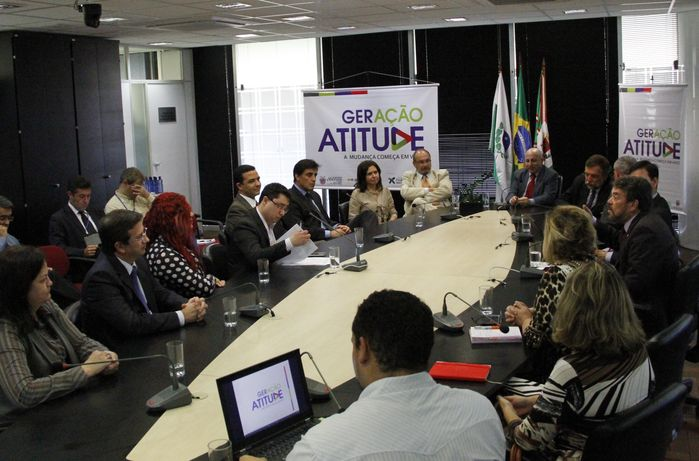 participantes do encontro